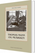 thomas mann og musikken - bog