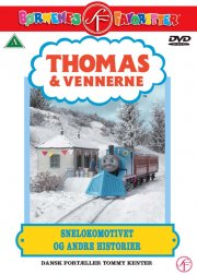 thomas og vennerne / thomas and friends - 14 - toget thomas - DVD