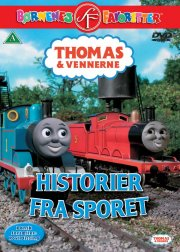 thomas og vennerne / thomas and friends -18 - historier fra sporet - DVD