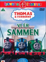 thomas og vennerne / thomas and friends - 20 - vi er sammen - DVD