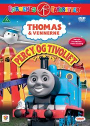 thomas og vennerne / thomas and friends - 25 - percy og tivoliet - DVD