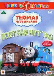 thomas og vennerne / thomas and friends - 27 - toby får nyt tag - DVD