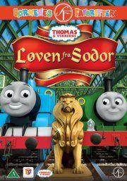 thomas og vennerne / thomas and friends - 39 - løven fra sodor - DVD