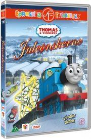 thomas og vennerne / thomas and friends - 42 - juleønskerne - DVD