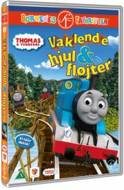 thomas og vennerne / thomas and friends - 45 - vaklende hjul og fløjter - DVD