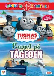 thomas og vennerne / thomas and friends - fanget på tågeøen - DVD