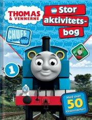 thomas og vennerne: stor aktivitetsbog - bog