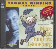 mere om emil fra lønneberg - CD Lydbog
