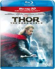 thor 2 the dark world - 3D Blu-Ray