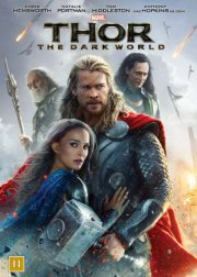 thor 2 - the dark world - DVD