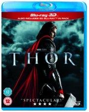 thor - 3D Blu-Ray
