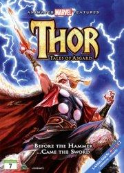 thor - tales of asgard - DVD