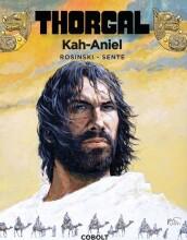thorgal 34: kah-aniel - Tegneserie