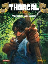 thorgalkrøniken 3: vikinger og guder - Tegneserie
