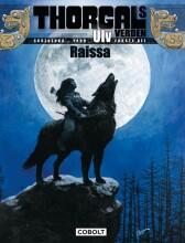 thorgals verden: ulv, første del - bog