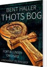 thots bog. fortællingen om osiris - bog