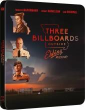 three billboards outside ebbing missouri - steelbook - Blu-Ray