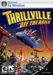 thrillville: off the rails - PC