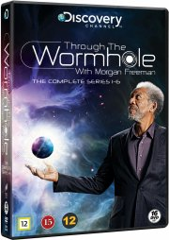 through the wormhole - sæson 1-6 - DVD