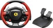 thrustmaster ferrari 458 spider racing wheel - xbox one - Konsoller Og Tilbehør