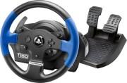 thrustmaster t150 ferrari wheel force feedback (ps3/ps4/pc) (multiformat) - Konsoller Og Tilbehør