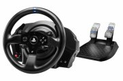 thrustmaster t300rs force feedback racing wheel rat til ps4 - Konsoller Og Tilbehør