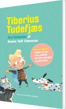 tiberius tudefjæs - fire historier af renée toft simonsen - bog