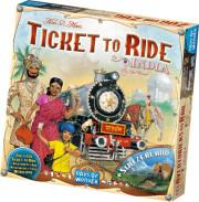 ticket to ride: india - brætspil - Brætspil