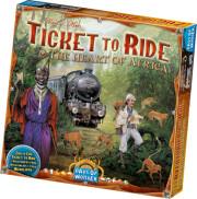 ticket to ride: the heart of africa - brætspil - Brætspil