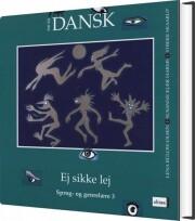 tid til dansk 3.kl. ej sikke lej - bog