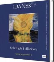 tid til dansk 4 kl. solen går i silkekjole - bog