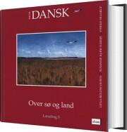 tid til dansk 5.kl. over sø og land - bog
