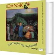 tid til dansk 6.kl. det bugter sig i bakkedal - bog