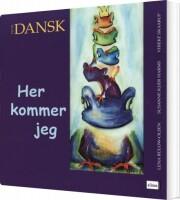 tid til dansk, bh.kl. her kommer jeg, elevbog - bog
