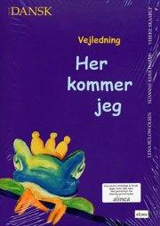 tid til dansk her kommer jeg, vejledning - bog