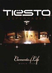 tiesto - copenhagen - elements of life - DVD