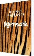 tigermælk - bog