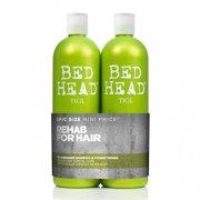 tigi bed head urban antidotes re-energize shampoo & conditioner - 750 ml - Hårpleje