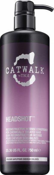 tigi catwalk headshot shampoo - 750 ml - Hårpleje