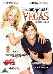 what happens in vegas/ til jackpot os skiller - DVD