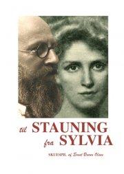 til stauning fra sylvia - bog