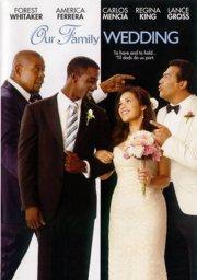 our family wedding / til svigerfar skiller os ad - DVD
