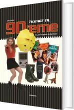tilbage til 90'erne - bog