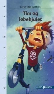 tim og løbehjulet - bog