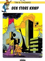tim & thomas: den store kamp - Tegneserie