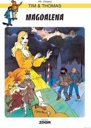 tim & thomas: magdalena - Tegneserie