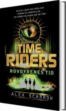 time riders 2 - rovdyrenes tid - bog