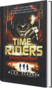 time riders 3 - dommedagskoden - bog