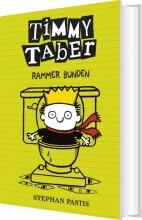 timmy taber 4: rammer bunden - bog