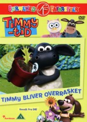 timmy time / timmy tid 3 - timmy bliver overrasket - DVD
